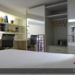 Casa-Vittoria-Appartamento-L-eleganza-Soppalco